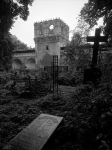 Groblje u manastiru Donskoi