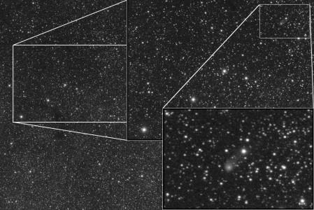 Komet C/2010 S1 LINEAR